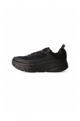 HOKA ONE ONE - BONDI 6 - BLACK/BLACK