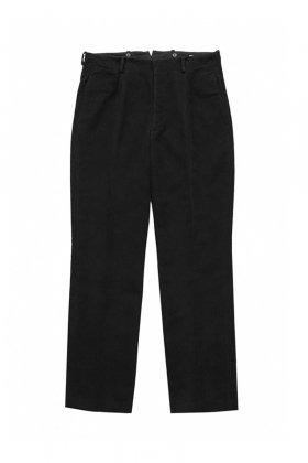 OLD JOE ★★★ - EXCLUSIVE ARTISAN SACK TROUSER - BLACK