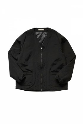 OLD JOE - NARROW-NECK LINER SHIRTS - BLACK