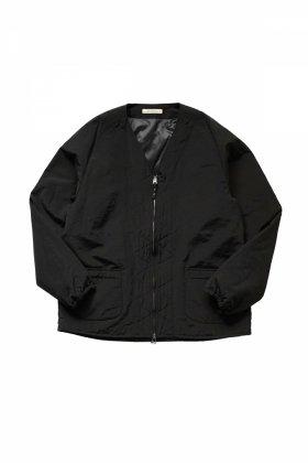 OLD JOE - NARROW-NECK LINER SHIRTS - BLACK