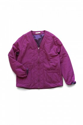 OLD JOE ★★★ - NARROW-NECK LINER SHIRTS - PURPLE
