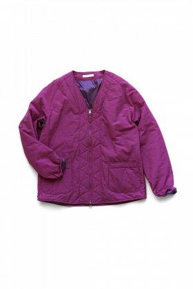 OLD JOE ★★★ - NARROW-NECK LINER SHIRTS - PURPLE