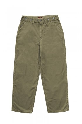 6ba7d9503434a3 Nigel Cabourn - LYBRO MILITARY PANT - GREEN