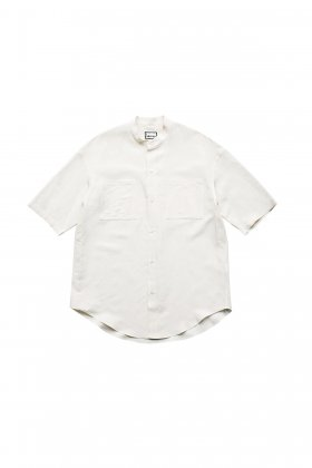 humoresque★★★ - Exclusive MEN'S STAND COLLAR SHIRT - NATURAL