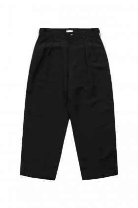 humoresque★★★ - Exclusive MEN'S PANTS - BLACK