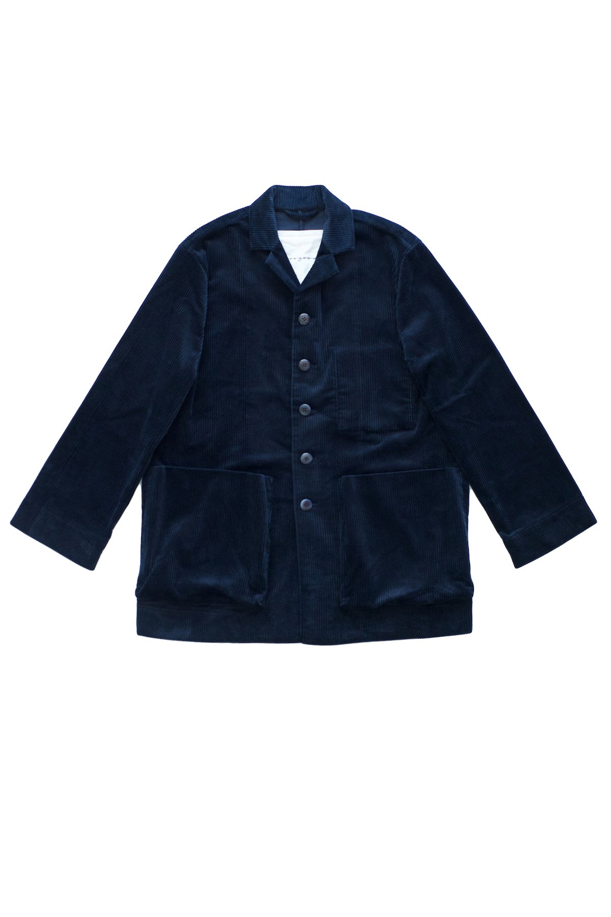 toogood - THE PHOTOGRAPHER COAT - JUMBO CORD - INK PRICE  145,200 tax-in