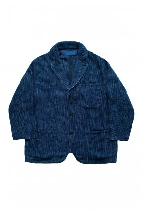 Porter Classic - KASURI TAILORED JACKET - INDIGO