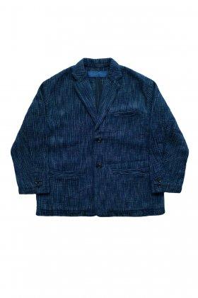 Porter Classic - KASURI CLASSIC JACKET - INDIGO