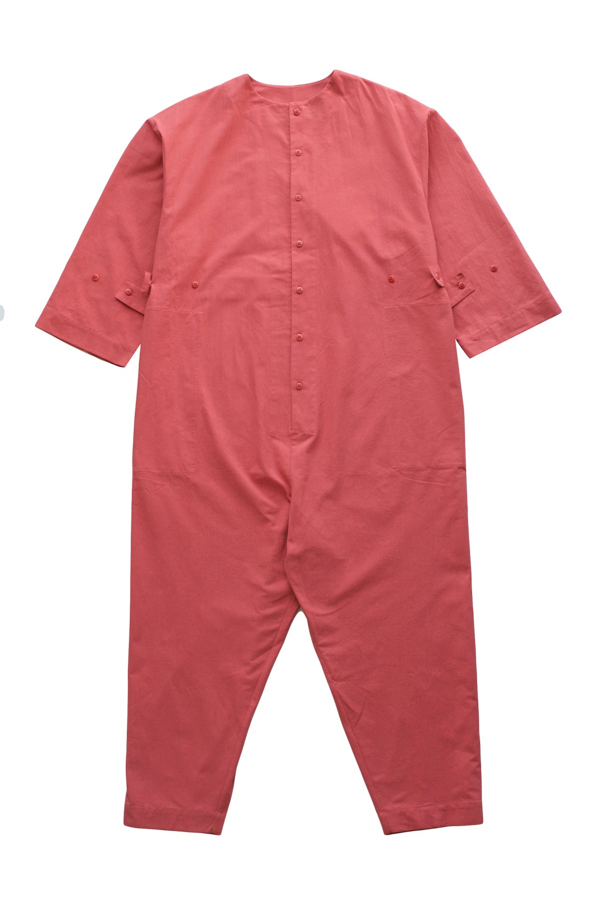 OVERALL - toogood - THE ELECTRICIAN OVERALL - CALICO MW - FLESH PINK - PRICE 101,200 tax-in