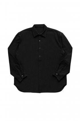 Porter Classic - STRETCH SHIRT - BLACK