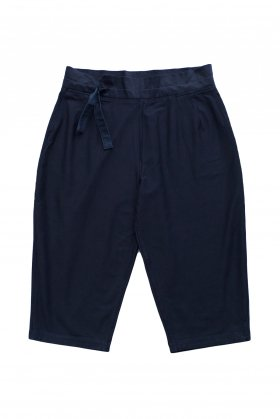 Porter Classic - STRETCH CHINESE PANTS - NAVY
