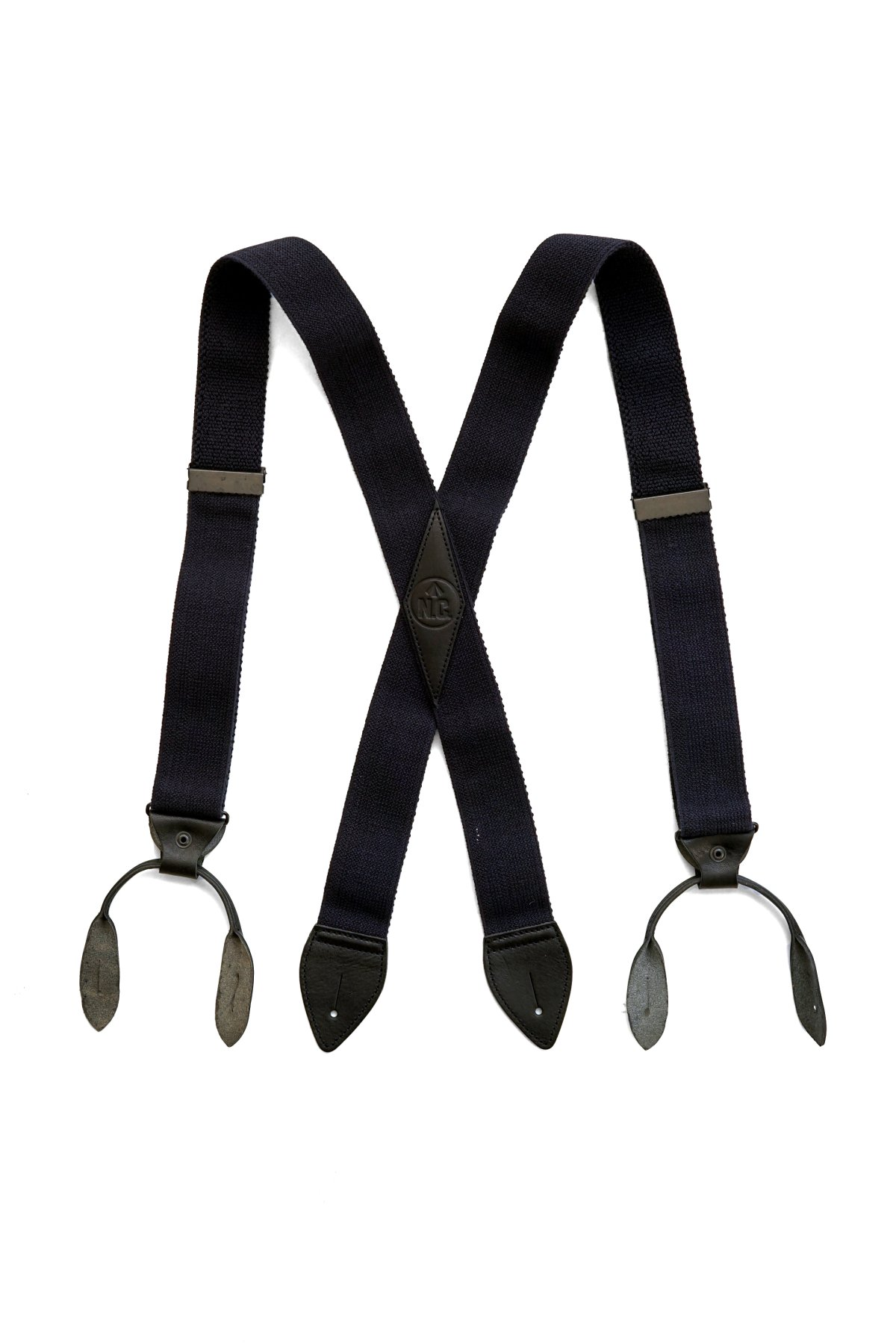 Nigel Cabourn - US ARMY SUSPENDER - NAVY