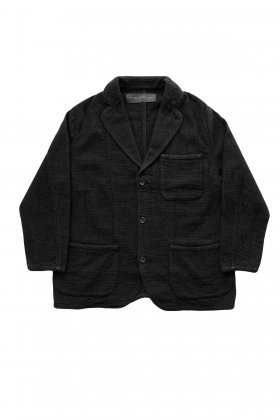 Porter Classic ★★★ - SASHIKO LIGHT TAILORED JACKET - BLACK