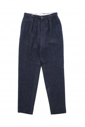 Nigel Cabourn - MEDICAL PANT WASHABLE WOOL - NAVY