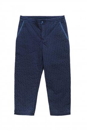 Porter Classic - SUPER NYLON STRTCH PANTS - BLUE