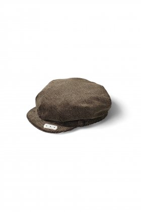 OLD JOE - ONE-PIECE TOP PEAKED CAP - VARECH