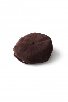 OLD JOE - EAR GUARD PEAKED CAP - PORT