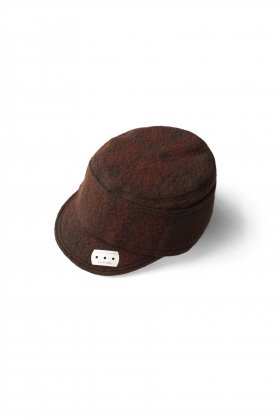 OLD JOE - MINER CAP - PORT PLAID