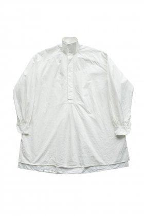 Porter Classic - ARTIST SHIRT - WHITE