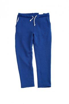 Porter Classic - HAND WORK BOA PANTS - BLUE
