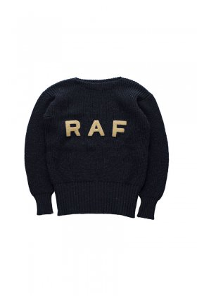 Nigel Cabourn - R.A.F SWEATER - DARK NAVY