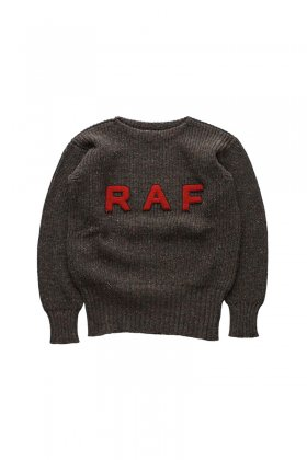 Nigel Cabourn - R.A.F SWEATER - COLOR