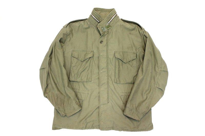 60's U.S.ARMY 2nd M-65 ミリタリー フィールドジャケット