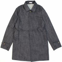【Sunny & Co.】Lot.1203  15oz. DENIM SOUTIEN COLLAR COAT