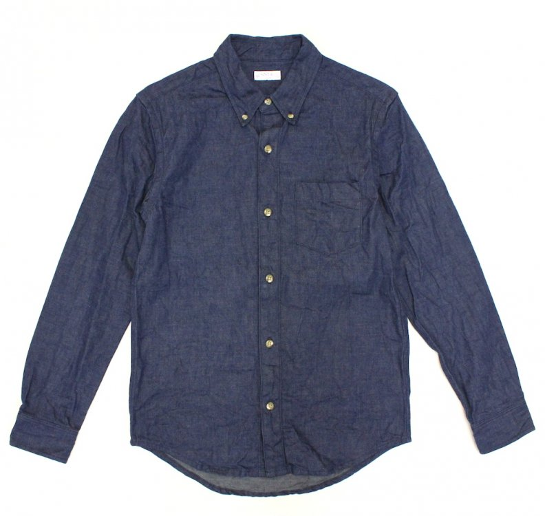 【Sunny & Co.】Lot.1204  8oz. B/D DENIM SHIRTS