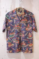 【SUN SURF / サンサーフ】COTTON ALOHA SHIRTS