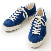 【WAREHOUSE & CO. / ウエアハウス】Lot.3400 SUEDE SNEAKER スウェードスニーカー