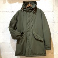 [30%OFF]【SUGAR CANE/ シュガーケーン】NYLON/COTTON PRIMALOFT LONG PARKA