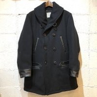 [30%OFF]【SUGAR CANE/ シュガーケーン】30oz WOOL MELTON RAILROAD MEN'S COAT