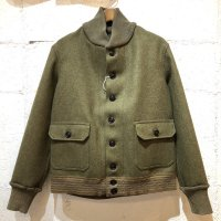 [30%OFF]【WAREHOUSE/ ウエアハウス】A-1 STYLE WOOL JACKET
