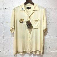 20%OFF【TAILOR TOYO / テイラー東洋】VIET-NAM SOUVENIR SHIRTS  ベトシャツ  OFF WHITE  -S-