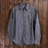 【Sunny & Co.】Lot.1209  5oz. L/S CHAMBRAY SHIRTS