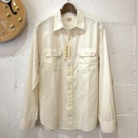【SUGER CANE / シュガーケーン】L/S CHAMBRAY WORK SHIRT  シャンブレーワークシャツ