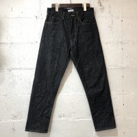 【Sunny & Co.】Lot.1506  14oz. 5POCKETS BLACK DENIM PANTS