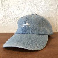 【Sunny & Co】Baseball Low Cap