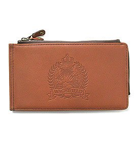 【送料無料】わちふぃーるど・猫のダヤンのカード+財布 エンブレム