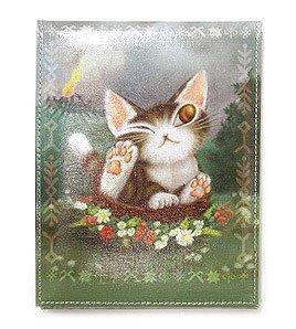 ダヤン わちふぃーるどのDAYANシリーズ!  猫のダヤンの折りたたみミラー バルトBABY
