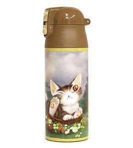 ダヤン わちふぃーるどのDAYANシリーズ!  猫のダヤンのステンレスボトル バルトBABY
