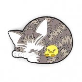 スマホリング 丸猫