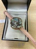 腕時計 桜色の風