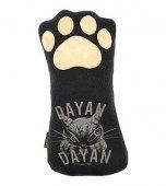 猫手シートベルトカバー DAYAN'Sロゴ