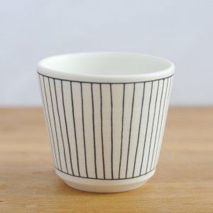 勝村 顕飛 /  黒線紋 フリーカップ