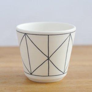 勝村 顕飛 /  幾何学紋 フリーカップ