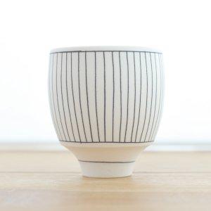勝村 顕飛 / 黒線紋コップ