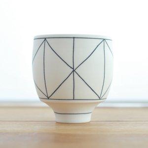 勝村 顕飛 / 幾何学紋コップ