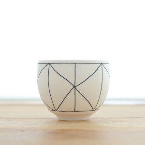 勝村 顕飛 / 小振りなくみ出し 幾何学紋
